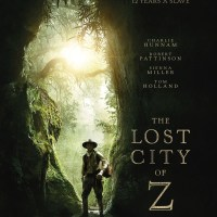 Z, la ciudad perdida (The Lost City of Z, 2016), de James Gray.