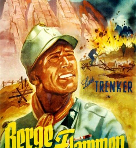 """Film cineforum in Tedesco """"Montagne in fiamme"""""""