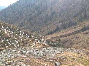Parte alta della Valle Golfenbach