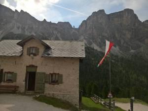 Rifugio Firenze (2037 m)