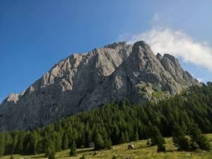 Monte Peralba dalla Val Sesis