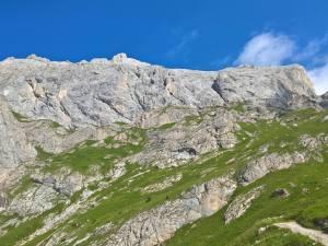 Monte Peralba, versante della Ferrata Sartor