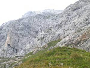 Parete del Monte Peralba