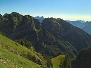 Val Costa Dei Nas, Cadin De Cornia e Noni della Megna