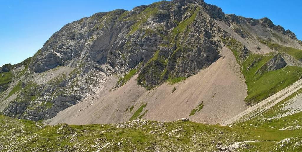 Cima Talvena con CAI sezione Val Di Zoldo