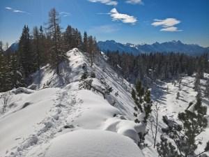 Cresta Col Dei Pass