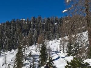 Rifugio Bruto Carestiato (1834m) sul Col Pass