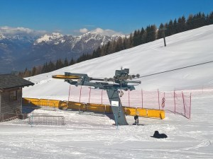 Impianto risalita Col Toront