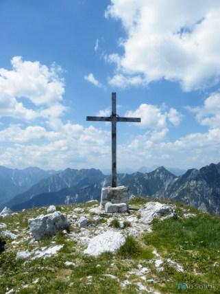 croce di Vetta del Sompdogna