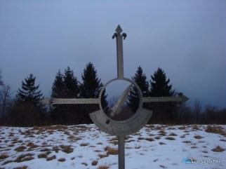 Croce di vetta (foto di Roberto Pagurut)