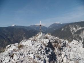 Cima (vera) di Monte Nebria