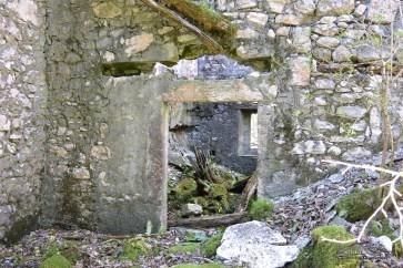 resti della cittadella fantasma di Palcoda