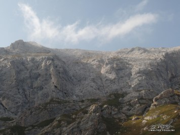 Monte Peralba, ferrata Sartor