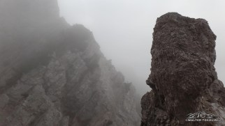 Curiose forme di roccia