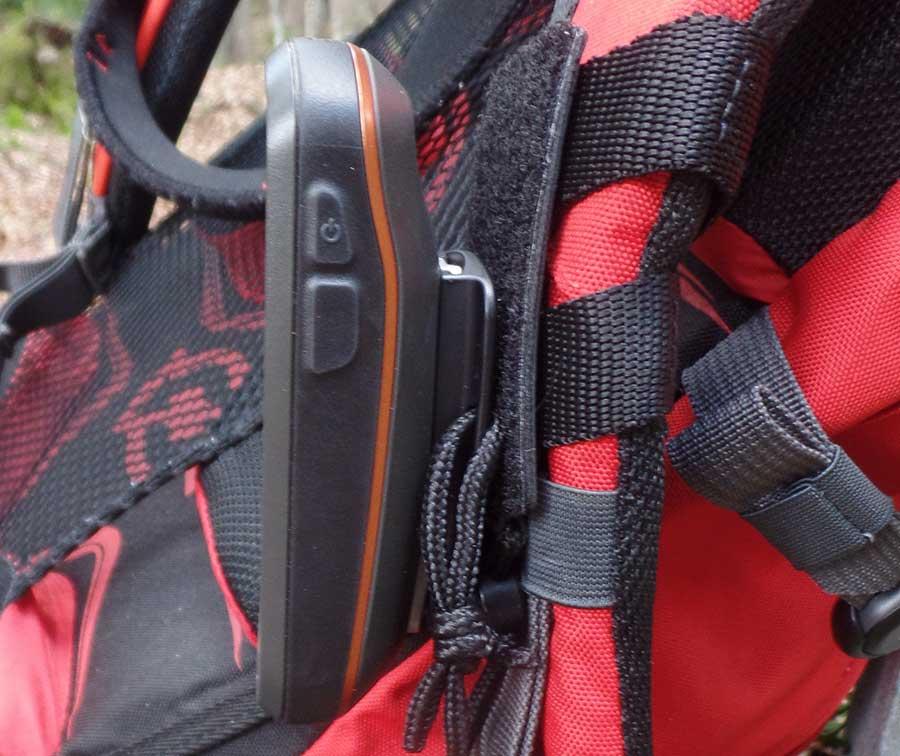Garmin Backpack tether