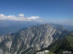 panorama verso Lavara