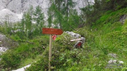 Via alpinistica Gasparin Florit