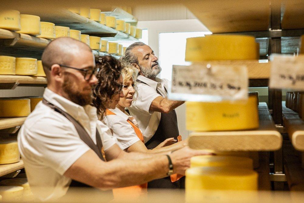 I 5 falsi miti da sfatare sul formaggio naturale