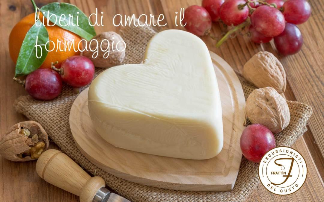 Il formaggio naturale senza… privazioni