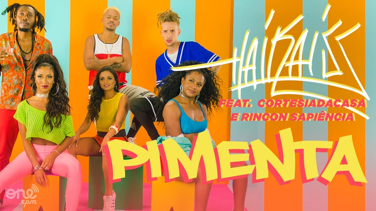 Haikaiss - Pimenta