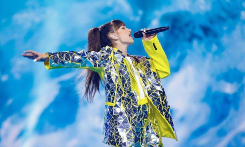 Viki Gabor Junior Eurovision 2019