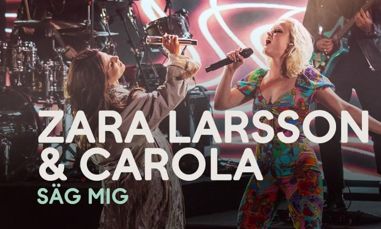 Carola Zara Säg mig var du står