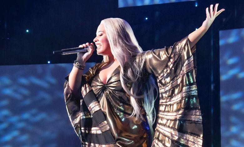 "Demi Lovato talks Eurovision movie: ""Oh my gosh, I'm playing an ..."