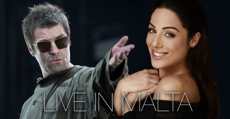 Ira Losco supporting Liam Gallagher