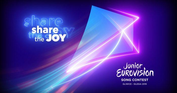 Junior Eurovision 2019 Artwork/Logo