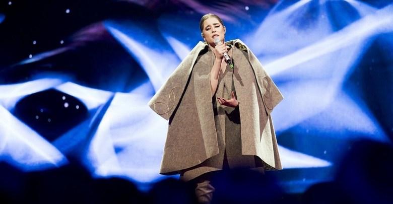 Monika Marija at Eurovizijos 2018