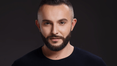 """Photo of 🇲🇰 Vasil Garvanliev: """"I've learned the importance of chosen family"""""""