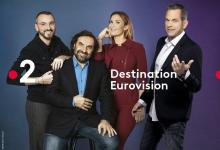 Christophe Willem, André Manoukian, Vitaa & Garou