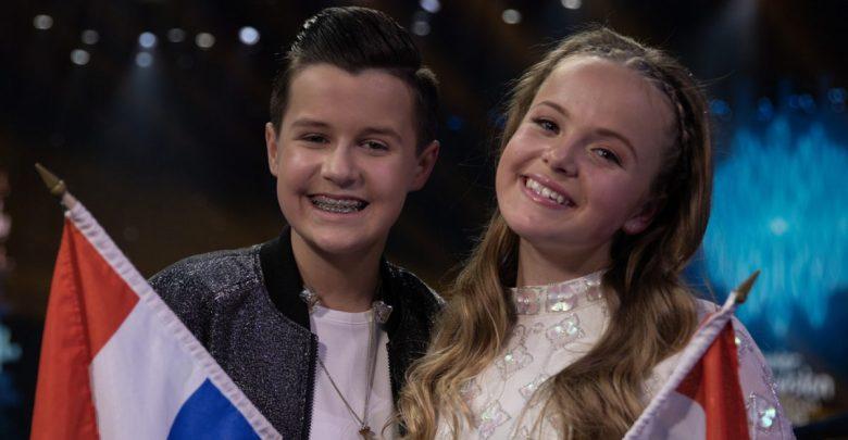 Junior Songfestival 2019