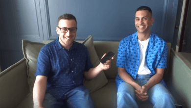 "Photo of Mahmood: ""I hope to do the best"" [Interview]"