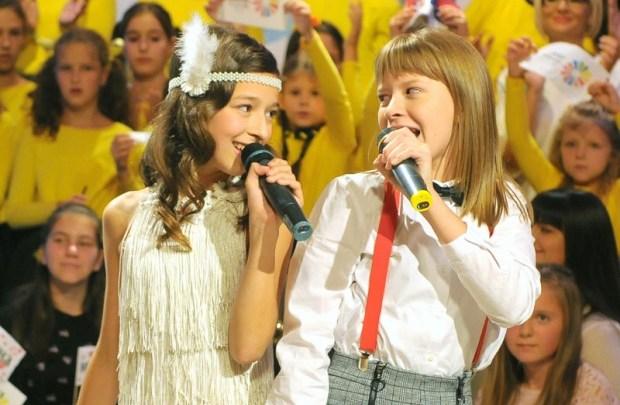 Junior Eurovision Irina Brodic Jana Paunovic Serbia