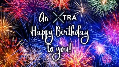 xtra happy birthday