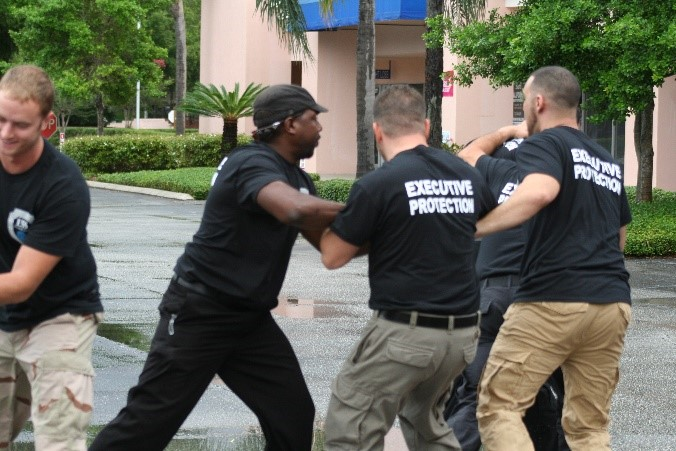 Executive Protection Orlando