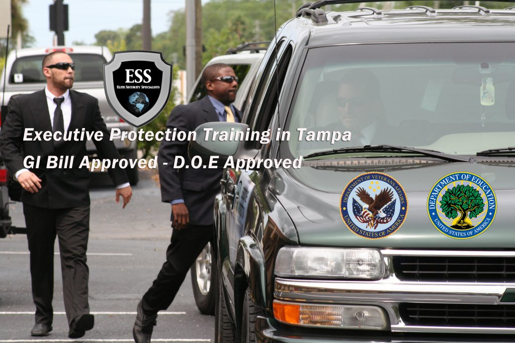 Weapons Executive Protection