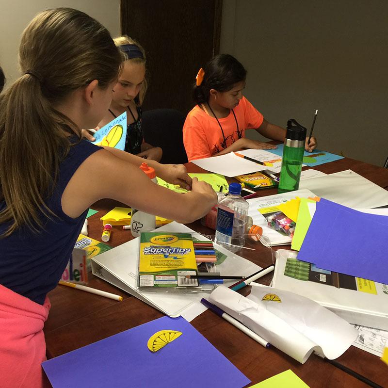 Eseedling youth entrepreneurship teaches teamwork