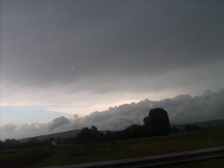 И облаците са красиви