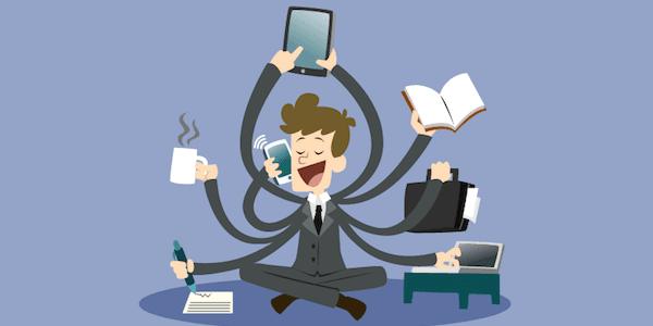 7 claves y 10 ideas para ser más productivo.