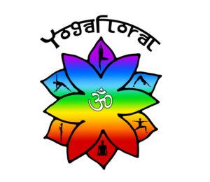 Yoga floral