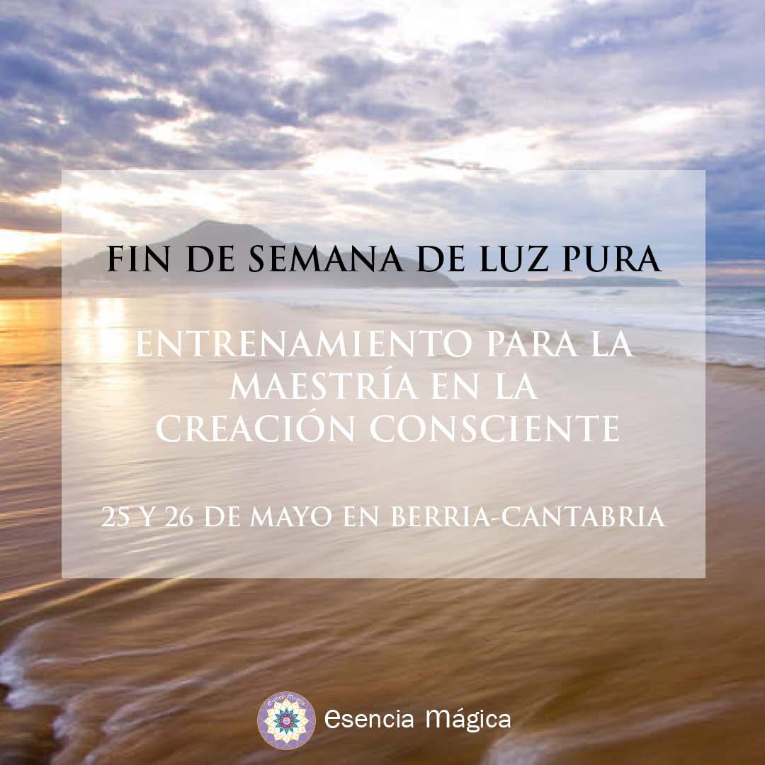 Luz Pura BERRIA MAYO 2019