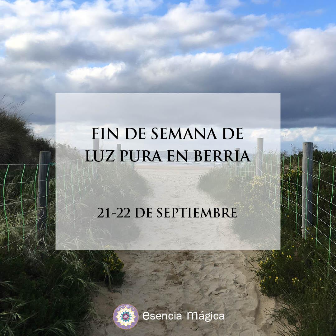 LUZ PURA BERRIA SEPTIEMBRE 2019