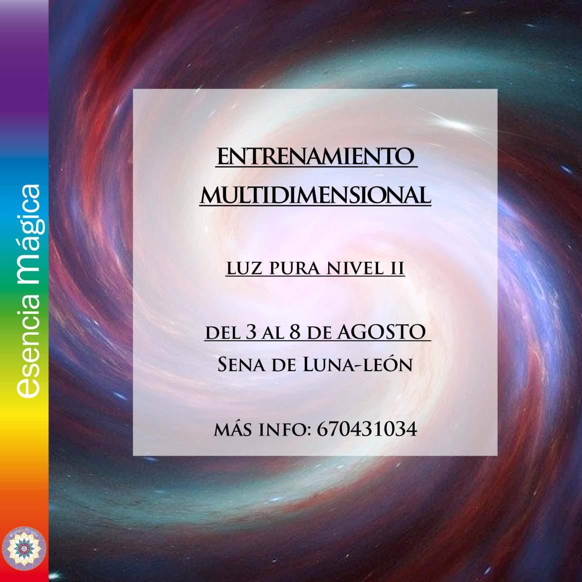 MULTIDIMENSIONAL II 2020