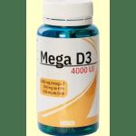 Vitamina D3 y omega 3