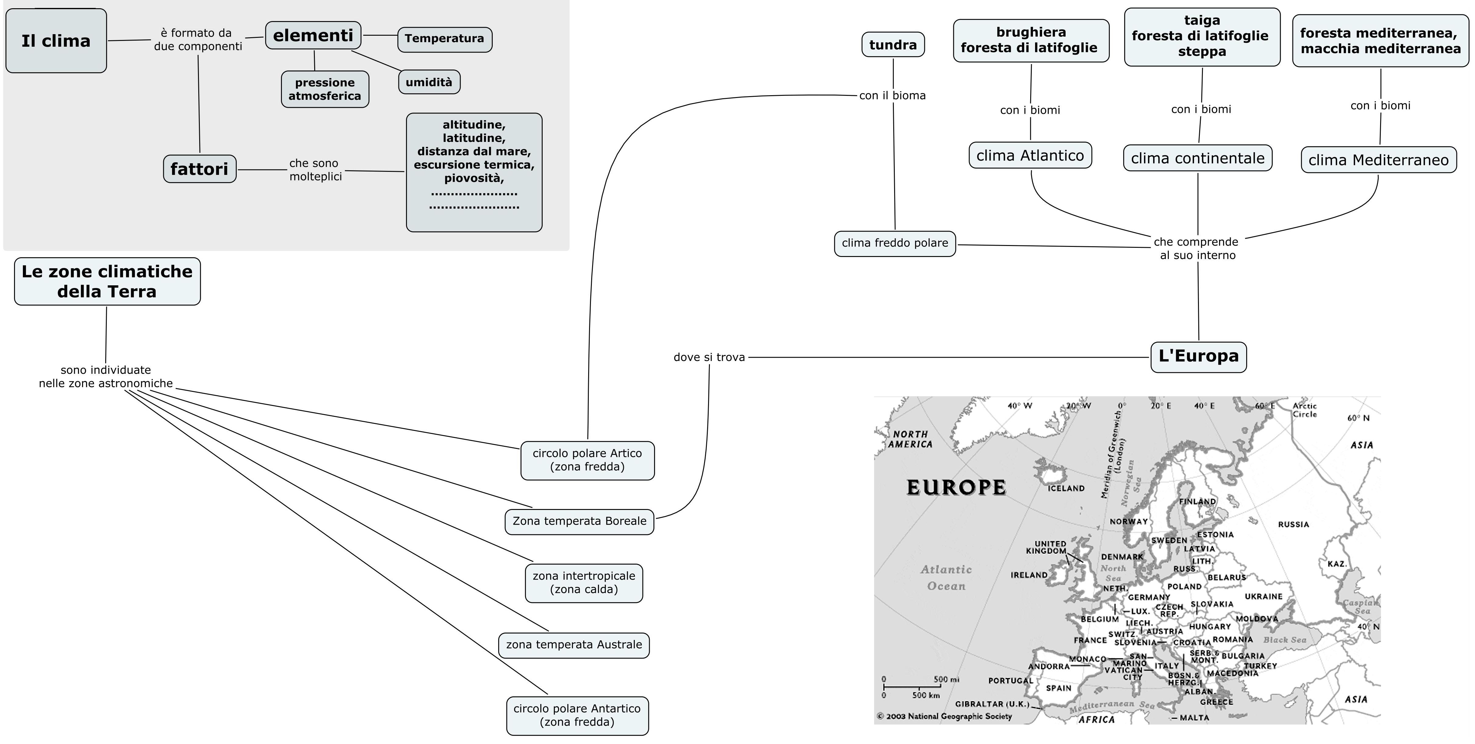 Geografia generale  Geografia per tutti