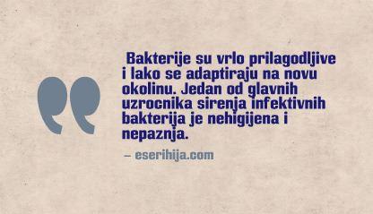 Eserihija Bakterija