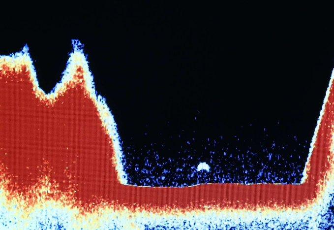 Objeto misterioso captado por sonar no lago Ness