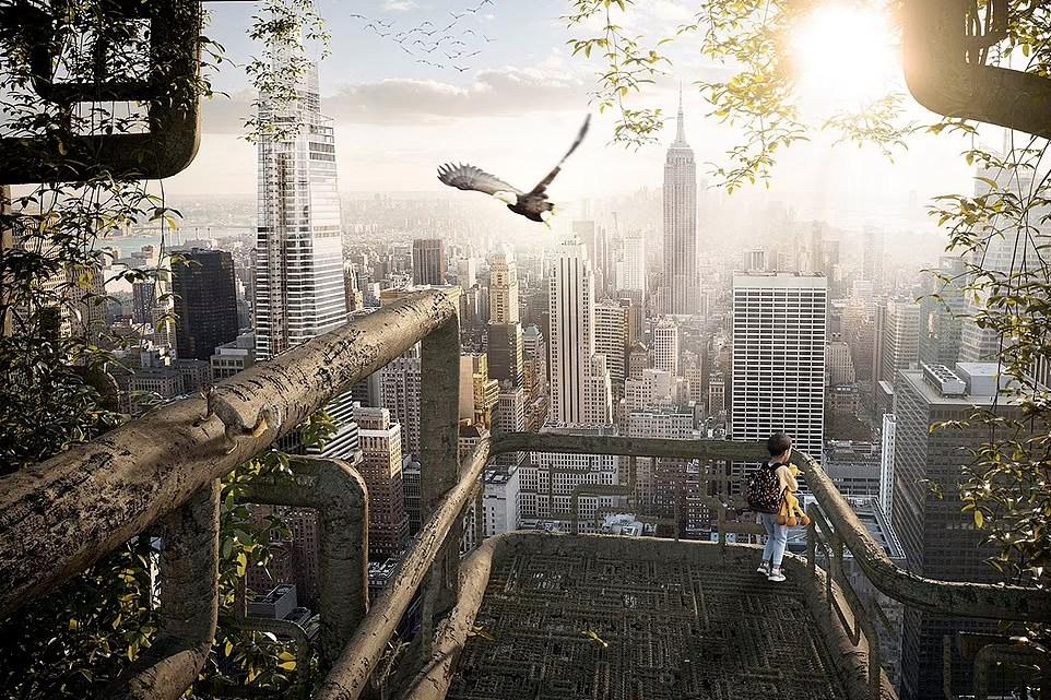 'Arranha-céu vivo' ganha prêmio de arquitetura.